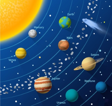 our solar system nonfiction