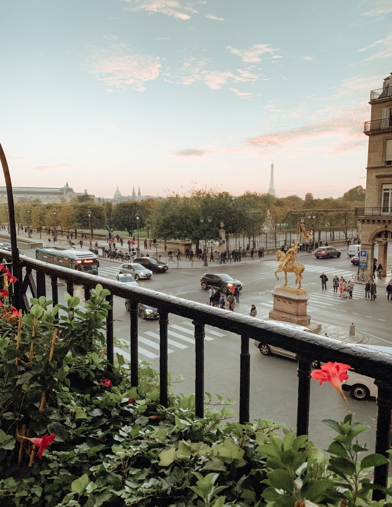 How to Spend 24 Hours in Paris Travel Guide Room Service and Rose Lacy Transeau