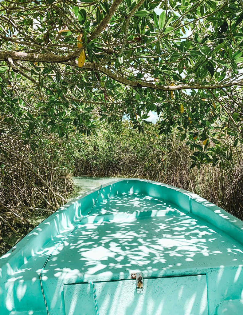 How To Visit The Muyil Ruins & Lazy River in Tulum