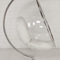 Bubble Chair On Stand Co Op Recliner Chairs Www Roomservicestore Com Swinging With