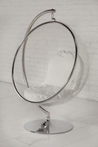 www.roomservicestore.com - Swinging Bubble Chair with Stand