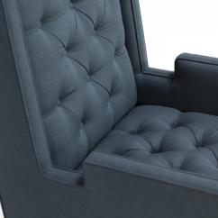 Oversized Upholstered Chair Folding Cap Covers Www.roomservicestore.com - Tall Knightsbridge Wing