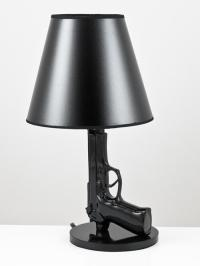 www.roomservicestore.com - Room Service Pistol Table Lamp ...