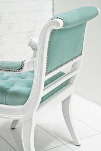 www.roomservicestore.com - Edward Chair in Aqua Velvet