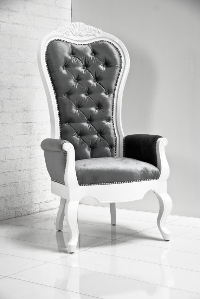 Wwwroomservicestorecom Riviera Wing Chair In Charcoal