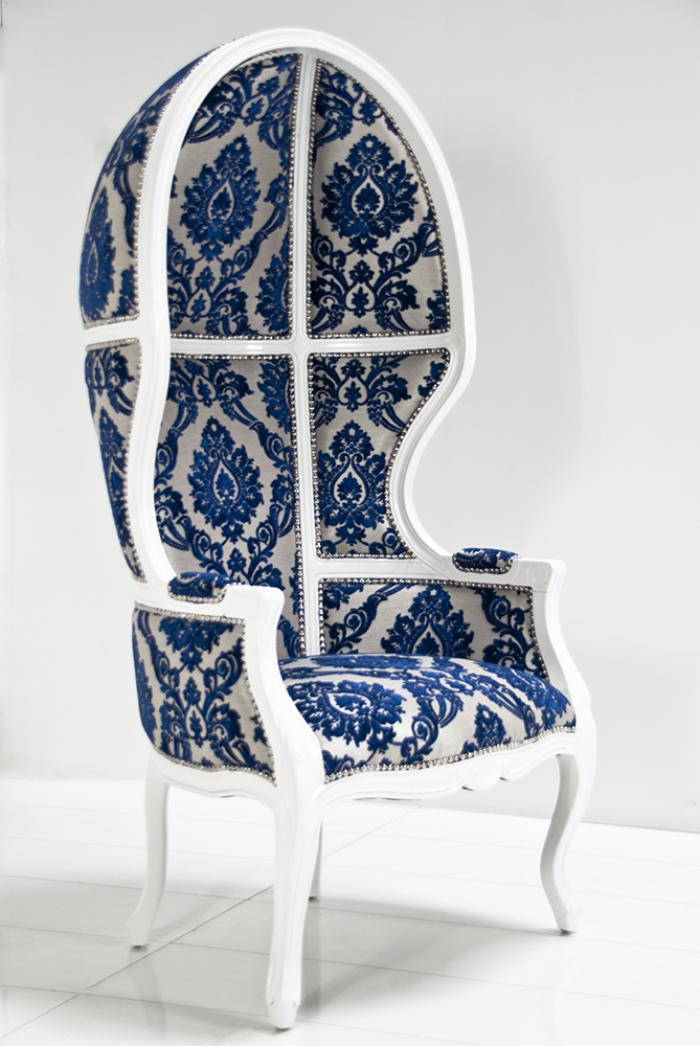 wing chairs on sale chair designs for drawing room www.roomservicestore.com - balloon in flocked floral damask