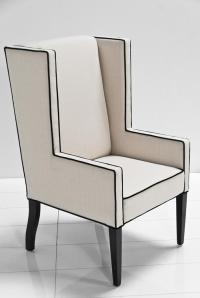 www.roomservicestore.com - Mod Wing Dining Chair in Cream ...