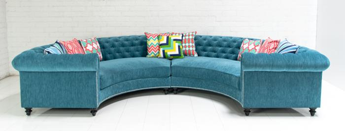 curved tufted sofa small futon www.roomservicestore.com - chesterfield sectional in ...