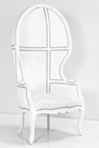 www.roomservicestore.com - Balloon Chair in Splash White ...