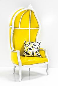 www.roomservicestore.com - French Twist Balloon Chair in ...