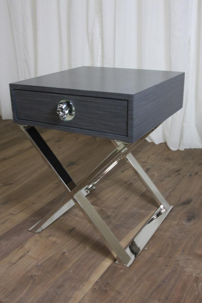 wwwroomservicestorecom  Rocker Boca X Base Side Table