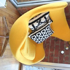 Mid Century Egg Chair Shower With Wheels And Removable Arms Arne Jacobsen Now In Stock Modshop Style Blog Is One Of The Most Well Known Furniture Designers 20th Best For His Other Iconic Modern