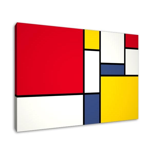 Inspiration By Artist Piet Mondrian ModShop Style Blog