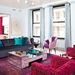 Los Angeles Sectional Sofa York Sofas Sale Jewel Tones - Modshop Style Blog