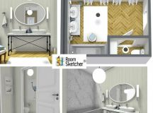 RoomSketcher-Bathroom-Design-Ideas-in-3D