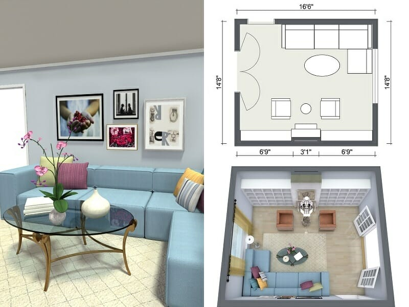 Design a Room with RoomSketcher | Roomsketcher Blog