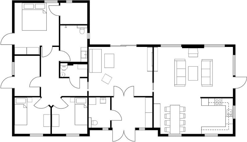 Fantastic Floorplans! Floor Plan Types Styles And Ideas