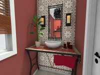 10 Perfect Powder Room Ideas | Roomsketcher Blog