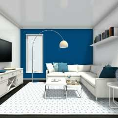 Sofas For Small Rooms Ideas Child Sofa Uk 7 Room That Work Big Roomsketcher Blog