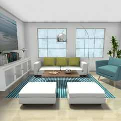 Furniture Arrangements For Small Living Rooms Tropical Room Tables 7 Ideas That Work Big Roomsketcher Blog Layout With Lighting Decoration And Artwork
