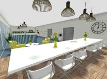 Office Design - Meeting Space Ideas for Open Plan Layout