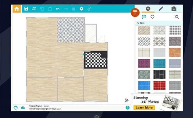 Visualize Flooring Design Ideas Online Roomsketcher Blog