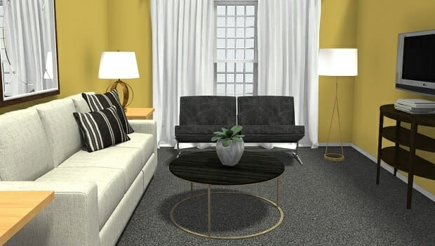 furniture arrangements for small living rooms room floor tiles design 8 expert tips layouts roomsketcher blog