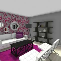 Amazing Living Room Wallpaper Ideas For Small Apartment 8 Expert Tips Layouts Roomsketcher Blog Layout With Accent Wall