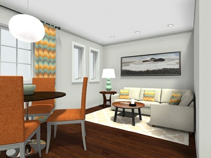 8 Expert Tips for Small Living Room Layouts