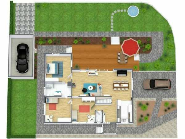 create site plans roomsketcher