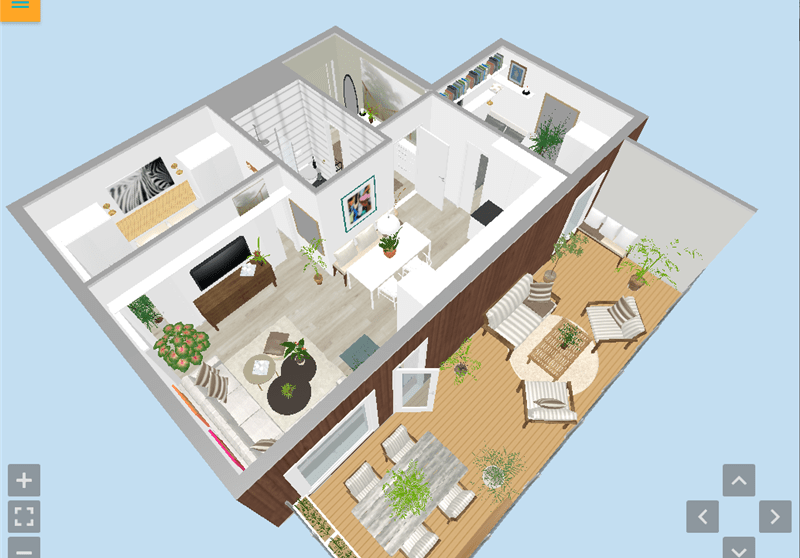 Best interior design layout software for Room layout software