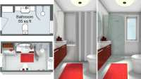 Bathroom Planner | RoomSketcher
