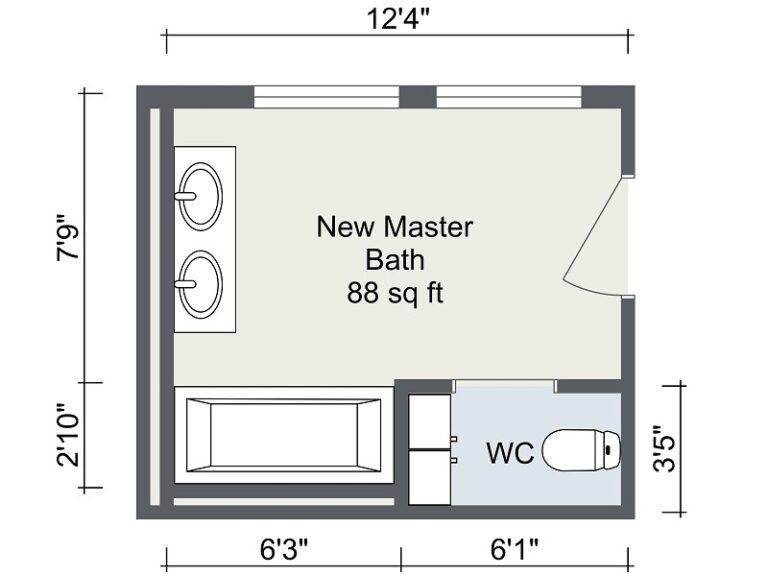 Minimalist House Design: House Design Drawing 2d