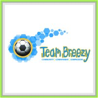 This is a jpeg of Team Breezy logo graphic.