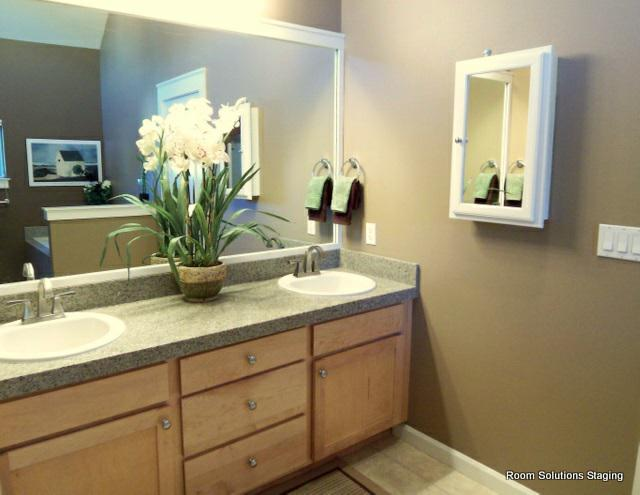 Update Your Master Bathroom on a Budget  whether youre