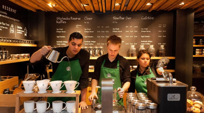 What can a Coffee Company Teach Us About Classroom Culture?