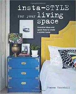 Instastyle book cover Joanna Thornhill review Roomy Home