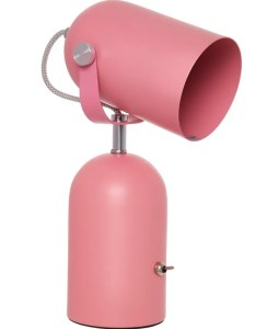 Tk Maxx pink table lamp
