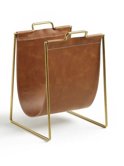 Hiba magazine rack La Redoute curated Roomy Home