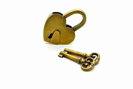 heart padlock Etsy Roomy Home mothers day etsy gifts heart