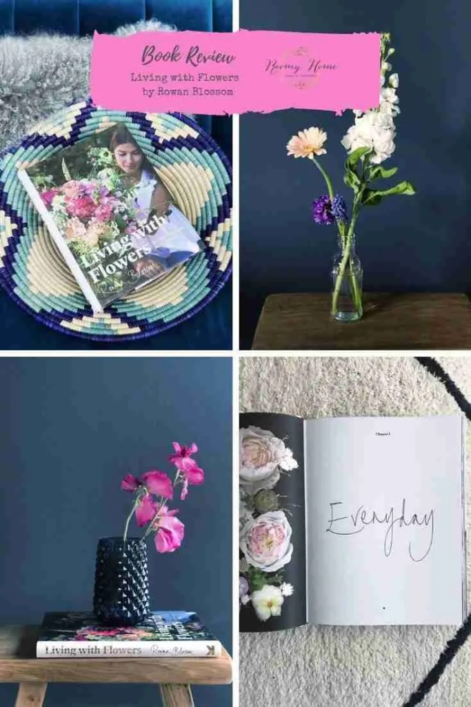 Living with Flowers Rowan Blossom Pinterest image front cover