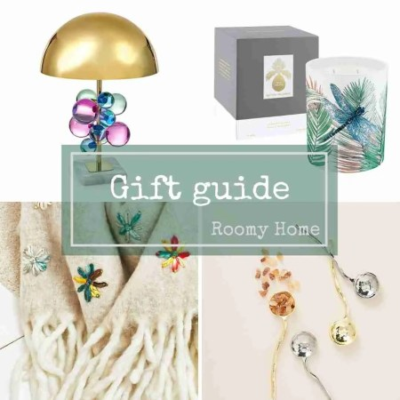 gift guide Roomy Home UK winter 2019