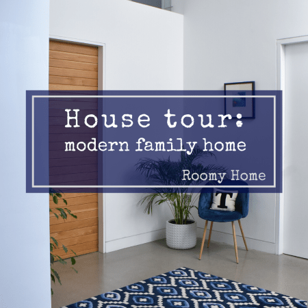 Roomy Home tour modern family house