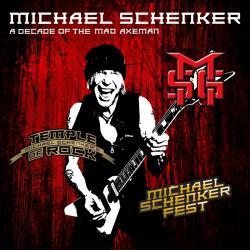 """Resultado de imagen para msg michael schenker Decade of the Mad Axeman"""""""