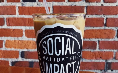 Something new: We're a validated social enterprise