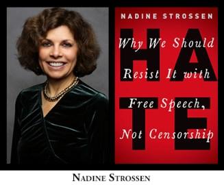 Strossen Hate cover image
