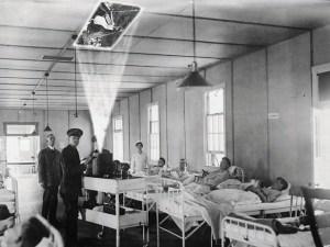 Hospital Projector