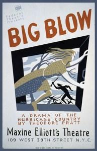 Big Blow Poster