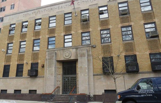 Public health clinic, Williamsburg, Brooklyn. c.1936.