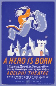 A Hero Is Born Poster